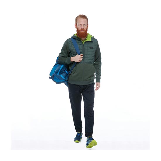 The North Face Kilowatt Thermoball Jacket - Photo de détail