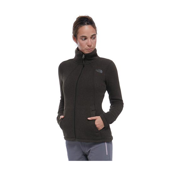 The North Face Crescent Full Zip W - Photo de détail
