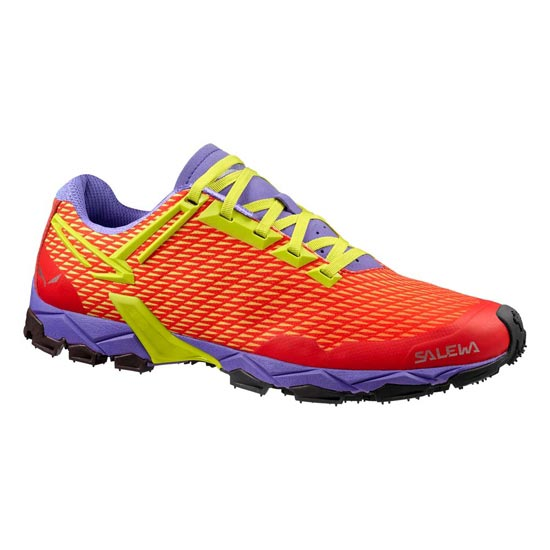 Salewa Lite Train W - Hot Coral/Citro