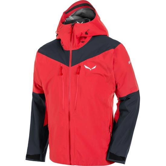 Salewa Ortles 2 GTX Pro Jacket - Bergrot
