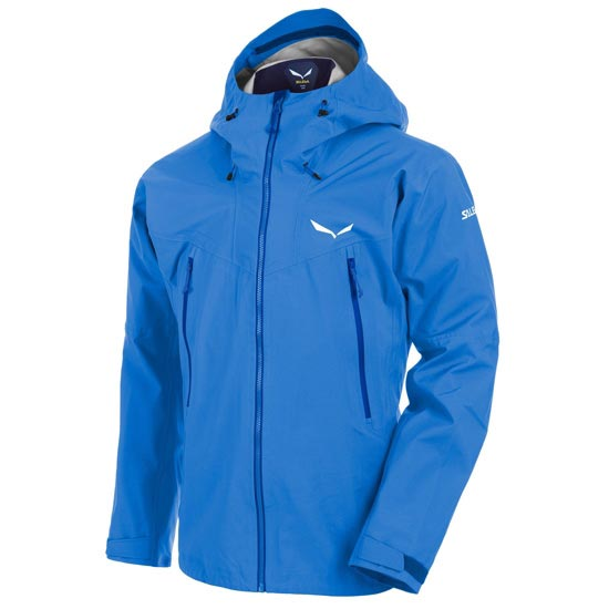 Salewa Ortles GTX Stretch Jacket - Royal Blue