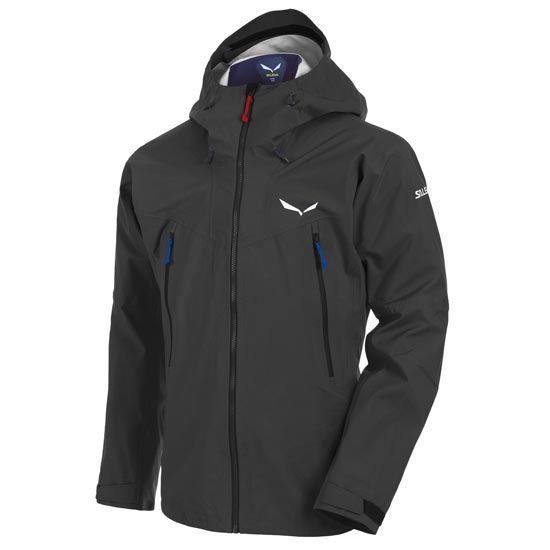 Salewa Ortles GTX Stretch Jacket - Black Out