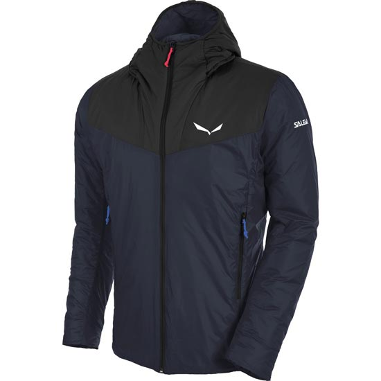 Salewa Ortles 2 Primaloft Jacket - Night Black