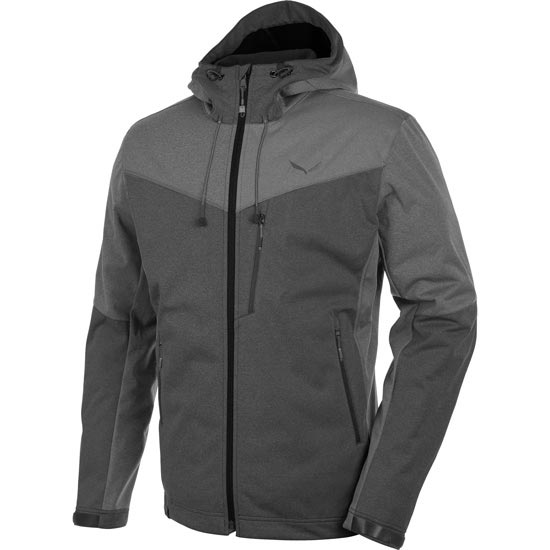 Salewa Fanes Jacket - Grey Melange