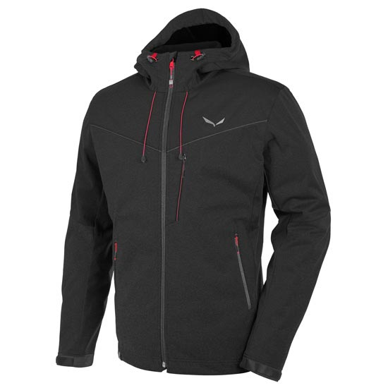Salewa Fanes Jacket - Black Out
