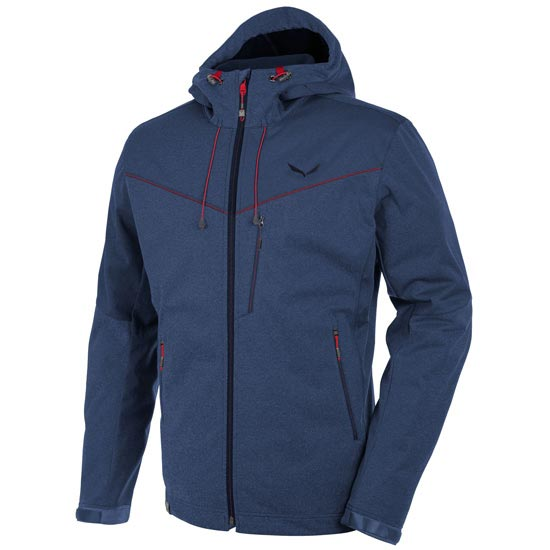 Salewa Fanes Jacket - Dark Denim