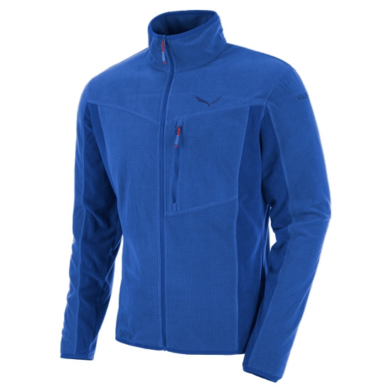 Salewa Drava PL Full Zip - Nautical Blue
