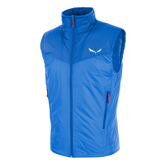 Salewa Ortles 2 Primaloft Vest - Royal Blue