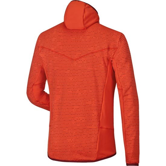 Salewa Puez 2 Full Zip Hoody - Photo de détail