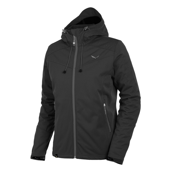 Salewa Fanes Stormwall Jacket W - Black Out