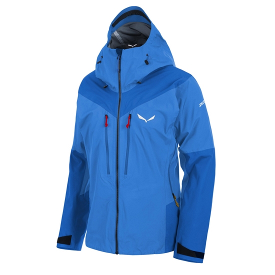 Salewa Ortles 2 GTX Pro Jacket W - Royal Blue