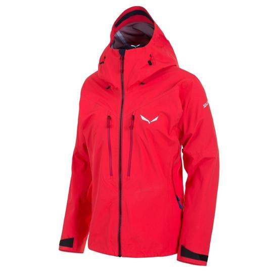 Salewa Ortles 2 GTX Pro Jacket W - Papavero