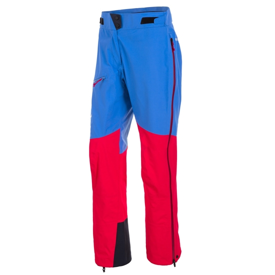 Salewa Ortles 2 GTX Pro Pant W - Royal Blue