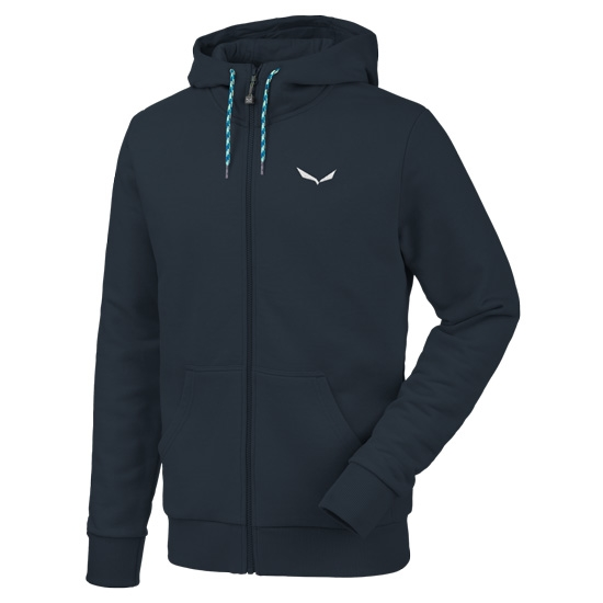 Salewa Solidlogo 2 Hoody - Dark Blue