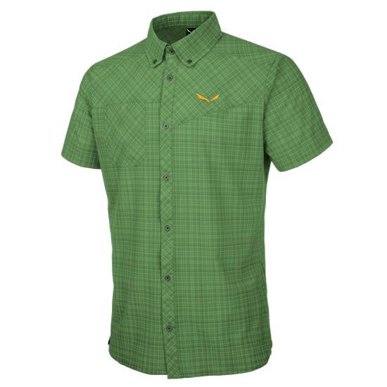 Salewa Puez Smu Dry SS Shirt - Talut Highland Green
