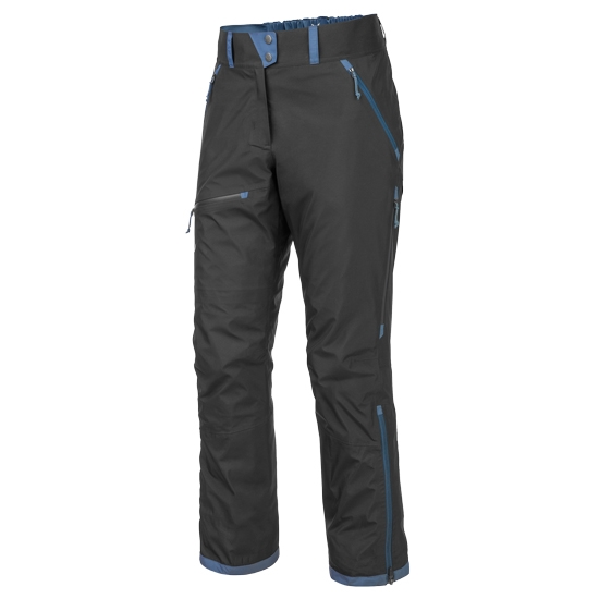 Salewa Sesvenna Windstopper Pant W - Black Out