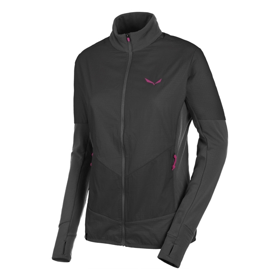 Salewa Pedroc Polartec Alpha Jacket W - Black Out