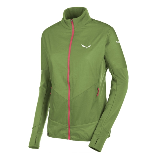 Salewa Pedroc Polartec Alpha Jacket W - Cedar Green