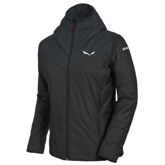 Salewa Ortles 2 Primaloft Jacket W - Black Out