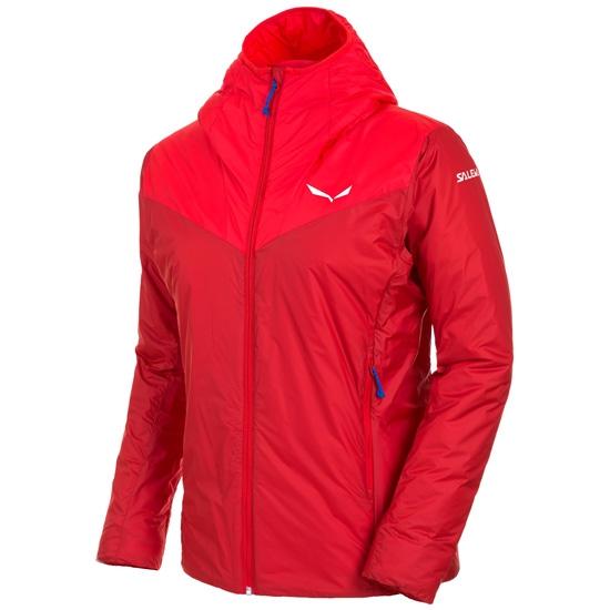 Salewa Ortles 2 Primaloft Jacket W - Bergrot