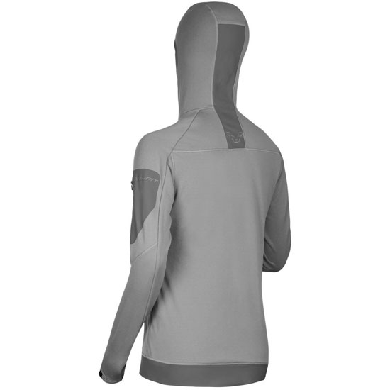 Dynafit Traverse Thermal Hoody W - Photo of detail