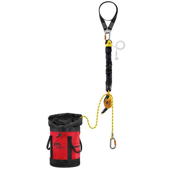 Petzl Jag Rescue Kit 30 m -