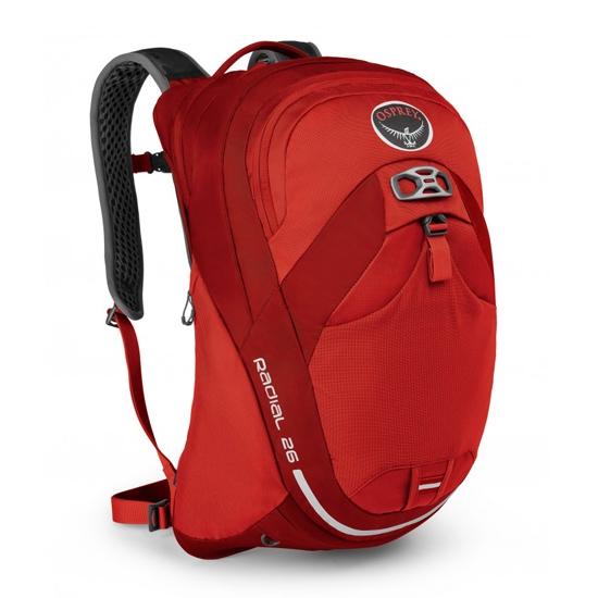 Osprey Radial 26 - Lava Red