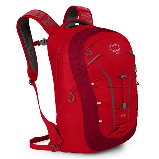 Osprey Axis 18 - Cardinal Red