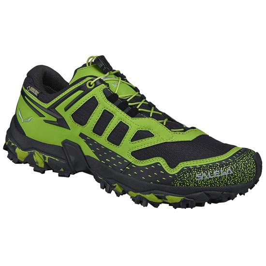 Salewa Ultra Train Gtx - Black Out/Green