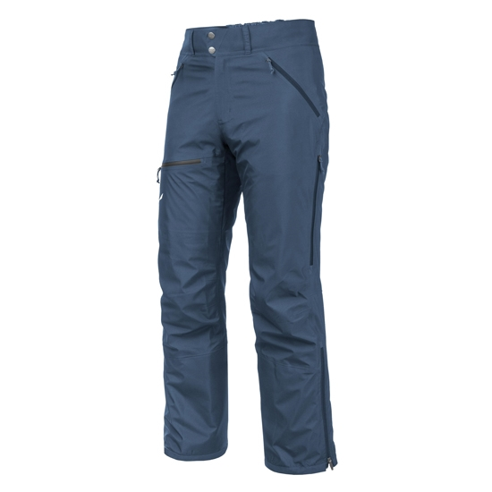Salewa Sesvenna Winstopper Pant - Dark Denim