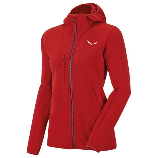 Salewa Antelao Full Zip Hoody W - Fire