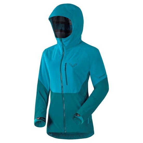 Dynafit Chugach Windstoper Jacket W - Fiji Blue