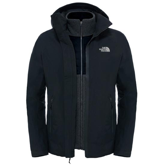 The North Face Brownwood Triclimate Jacket - TNF Black