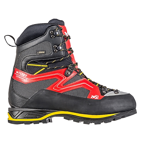 Millet Grepon 4S Gtx - Red/Grey