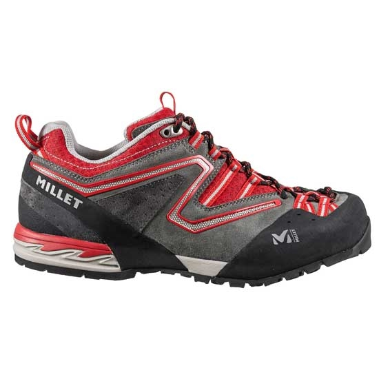 Millet Rockrise - Red/Dark Grey