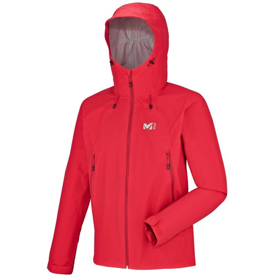 Millet Fitz Roy 2.5 Jkt - Rouge/Deep Red