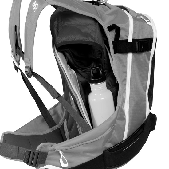 Millet Steep Pro 27 - Photo of detail