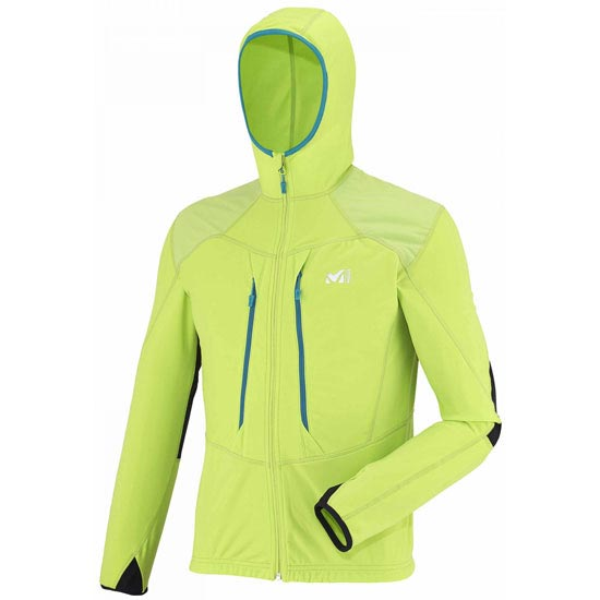 Millet Pierra Ment Jkt - Acid green