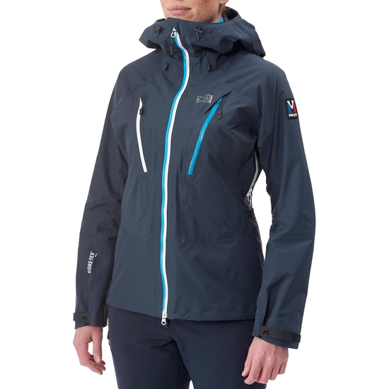 Millet Trilogy V Icon GTX Pro Jacket W - Dark Blue