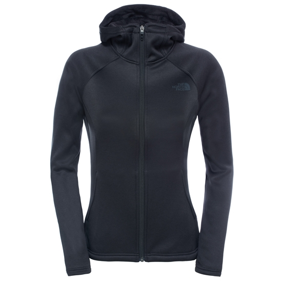 The North Face Agave Hoodie W - TNF Black Heather