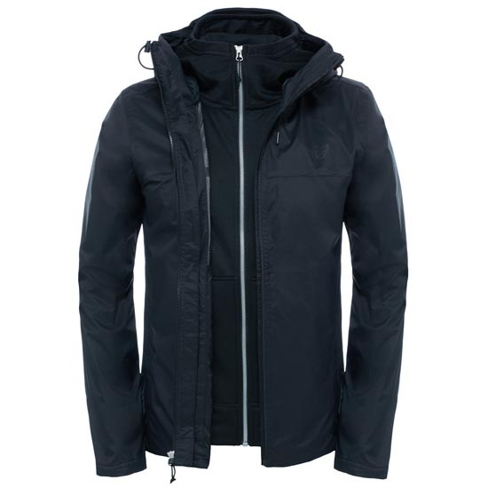 The North Face Morton Triclimate Jacket - TNF Black