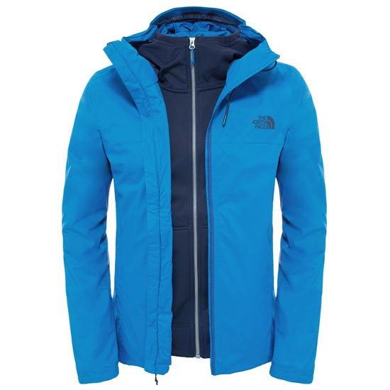 The North Face Morton Triclimate Jacket - Banff Blue