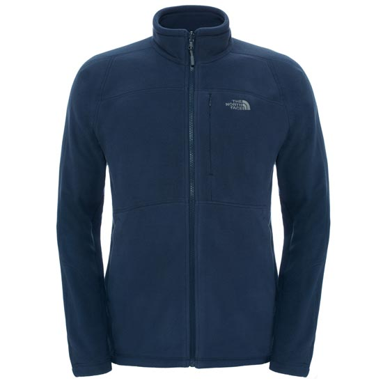 The North Face 200 Shadow Full Zip - Urban Navy