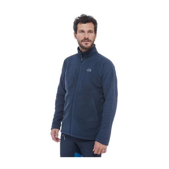 The North Face 200 Shadow Full Zip - Photo of detail