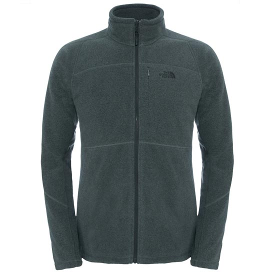 The North Face 200 Shadow Full Zip - Fusebox Grey Black Heather