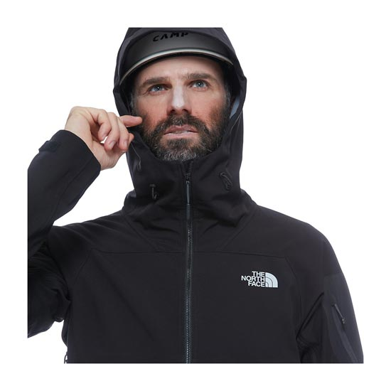 The North Face Steep Ice Jacket - Detail Foto