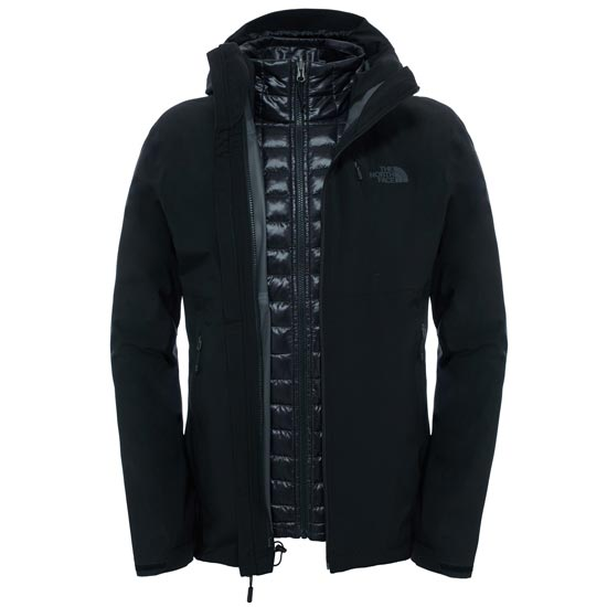 The North Face ThermoBall Triclimate Jacket - TNF Black
