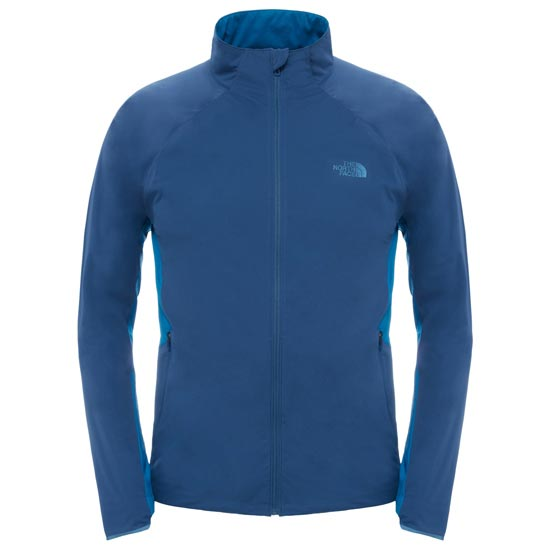 The North Face Isolite Jacket - Shady Blue/Banff Blue