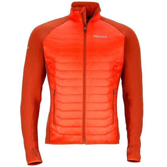 Marmot Variant Jacket - Mars Orange/Dark Rust