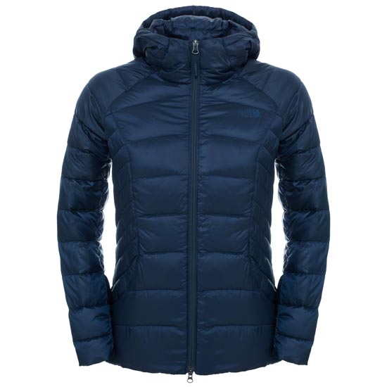 The North Face Tonnerro Parka W - Cosmic Blue